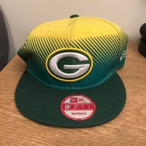 Other - Brad New Green Bay Packers SnapBack Hat